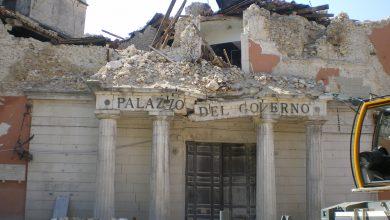 Photo of OLTRE 220 MLN PER LA RIMOZIONE DELLE MACERIE PUBBLICHE DEL TERREMOTO