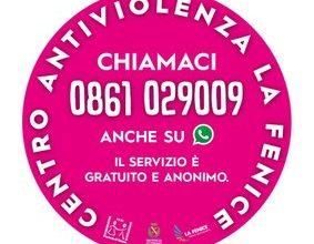 Photo of LE INIZIATIVE DELLA PROVINCIA DI TERAMO CONTRO LA VIOLENZA DI GENERE