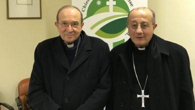 Photo of IL CARDINALE PETROCCHI ELETTO PRESIDENTE DELLA CEAM