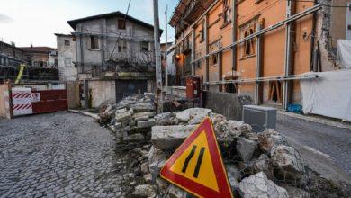 Photo of A 12 ANNI DAL TERREMOTO A L'AQUILA, IL CROLLO DI UN EDIFICIO UCCIDE DUE OPERAI DELLA RICOSTRUZIONE