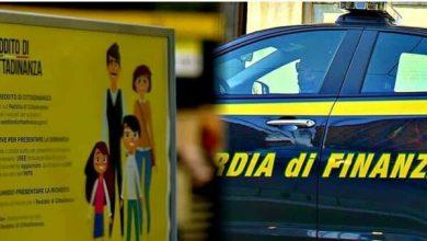 Photo of RICEVEVANO IL REDDITO DI CITTADINANZA SENZA AVERNE DIRITTO, IN 35 INDIVIDUATI DALLA GDF DI AVEZZANO