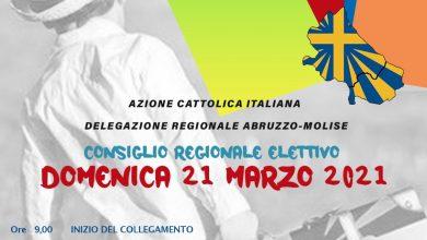 Photo of AZIONE CATTOLICA ABRUZZO-MOLISE: DOMENICA IL CONSIGLIO REGIONALE ELETTIVO