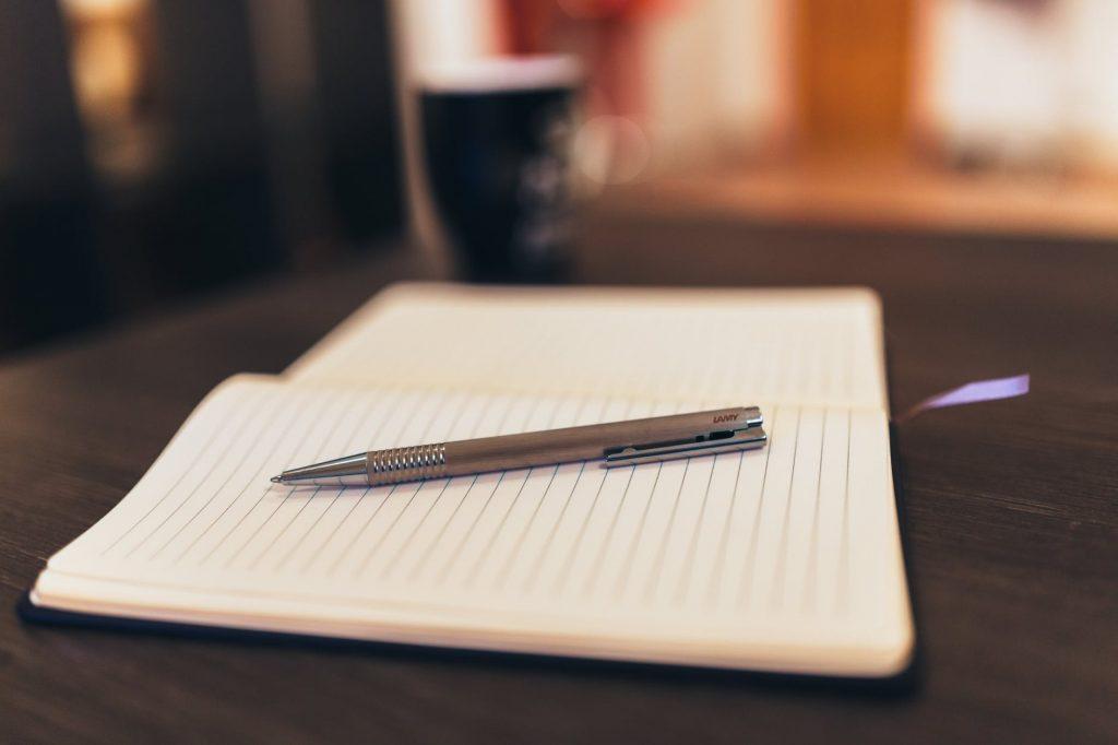 scrivere scrittura