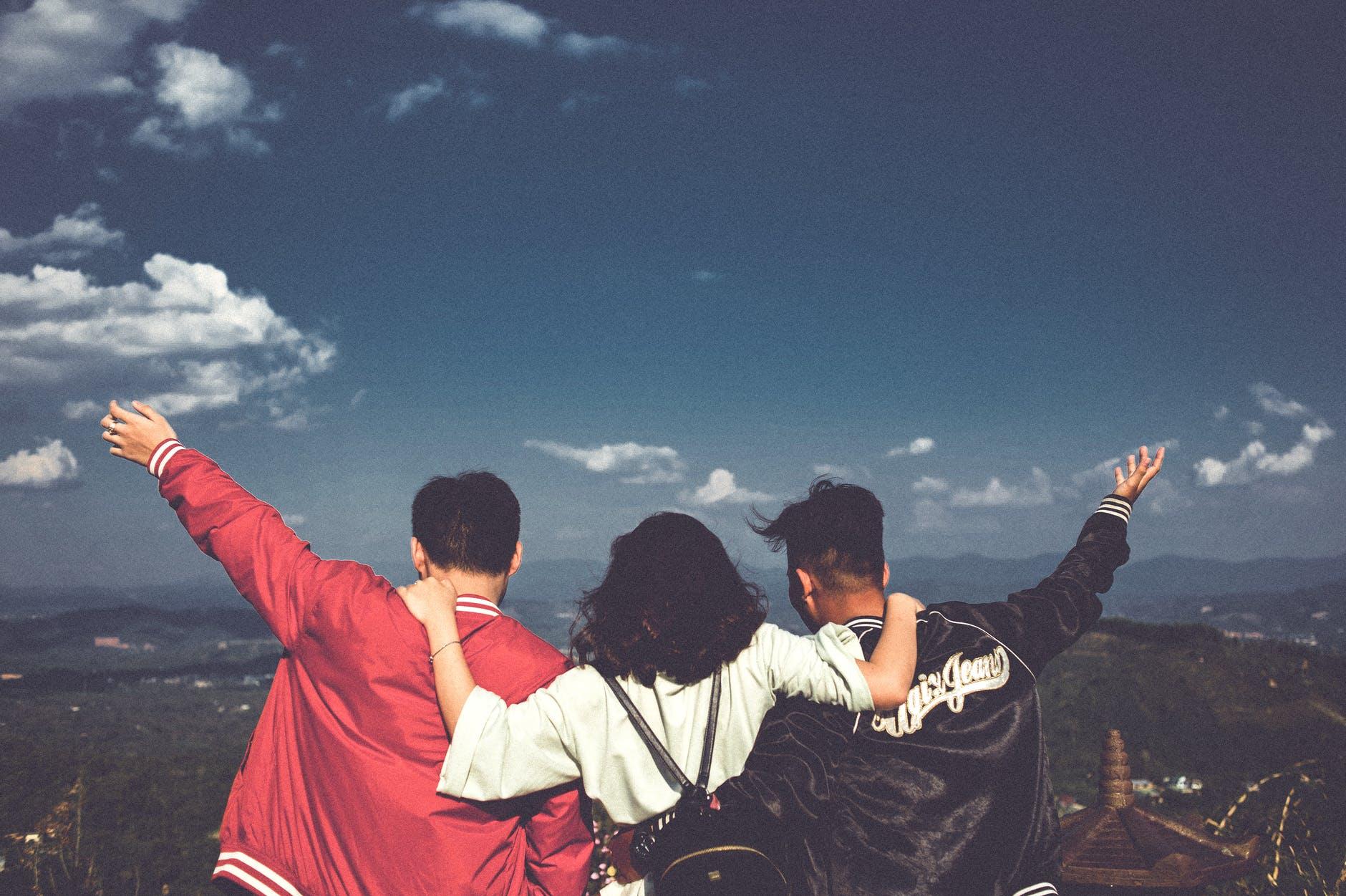 giovani amici