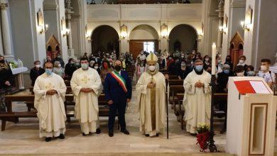 Photo of RIAPRE DOPO 12 ANNI LA CHIESA PARROCCHIARE DI SAN NICOLA DI BARI A OFENA