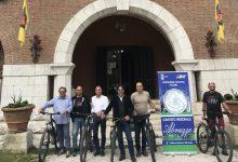 Photo of SIGLATO PROTOCOLLO D'INTESA FRA IL PARCO SIRENTE VELINO E LA FEDERAZIONE CICLISTICA ITALIANA