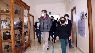 Photo of MARSILIO IN VISITA ALL'ISTITUTO AGRARIO DI ALANNO